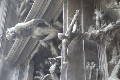 Rodin le laboratoire de la cr ation - La porte de l enfer rodin ...
